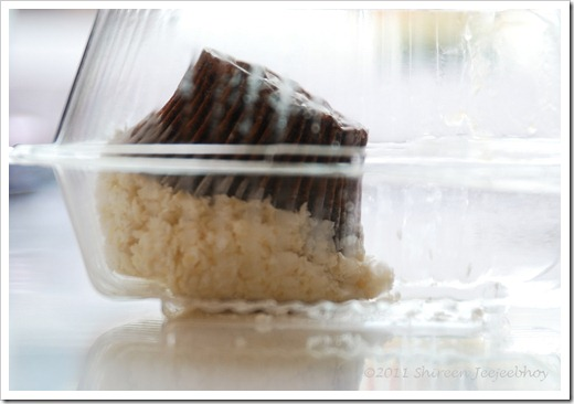 Cupcake Coconut in Case Kellys Goodies Shireen Jeejeebhoy 2011-09-10