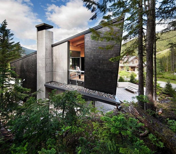 whistler residence by battersbyhowat architects 1