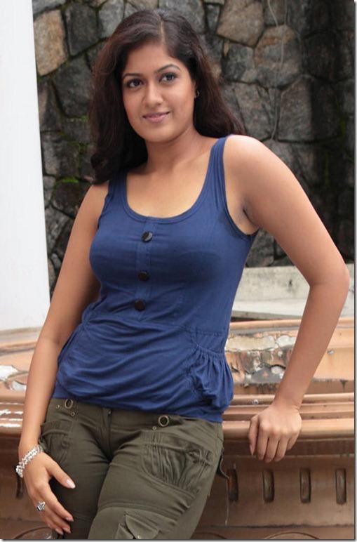Meghana Raj Hot
