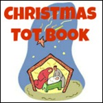 Christmas Tot Book