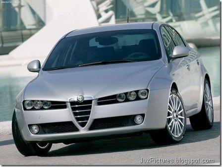 Alfa Romeo 159 (2005)9