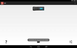 Screenshot of Secret Voice Recorder