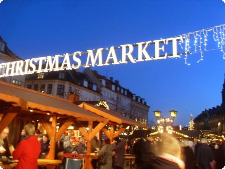 Julemarked ved Højbro Plads