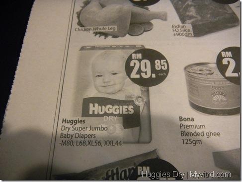 EconSave Huggies 3