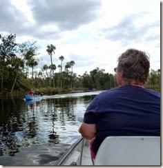 Cruising the Waccasassa River