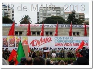 Fotos 1º de Maio - oclarinet.blogspot.com - Mai 2013