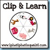 Clip and Learn Button 100