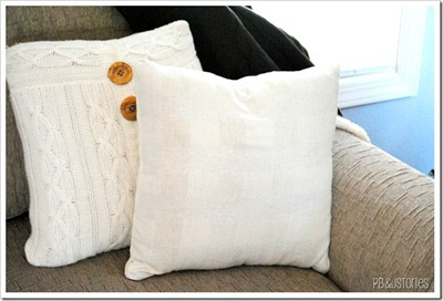 Napkin Pillow Cover