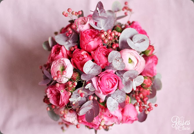 pepperberries roses-by-claire-bouquet-pink-at-heart-3  roses by claire dot com