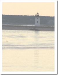 11.2011 sunset lighthouse provincetown not so dark