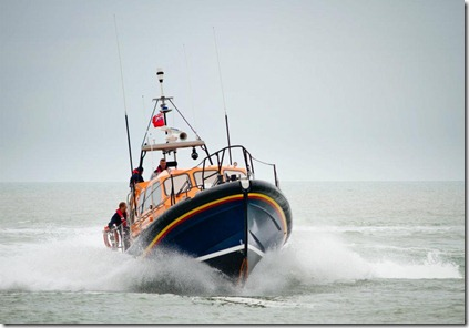 Shannon lifeboat 1