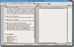 برنامج تحرير النصوص Notepad   فيرجن 6.6.4 سكرين شوت1