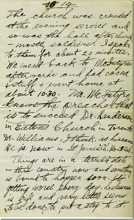 23 Feb 1918 14