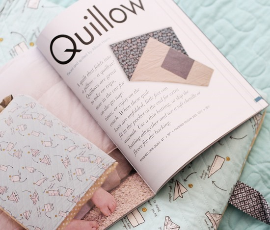 Quillow, Growing Up Modern