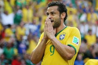 Brésil : «Fred a fermé beaucoup de bouches»