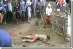 Ahmadyyia murder in Indonesia