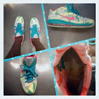 nike lebron 9 low pe lebronold palmer 1 01 Nike LeBron 9 Low LeBronold Palmer Alternate   Inverted Sample