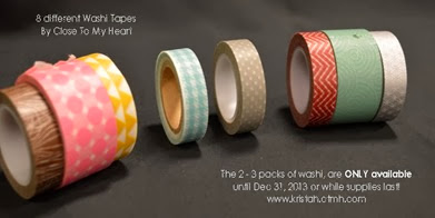 Washi tapes by CTMH_8 different kinds DSC_0705