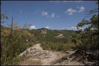 Cresta di arenaria