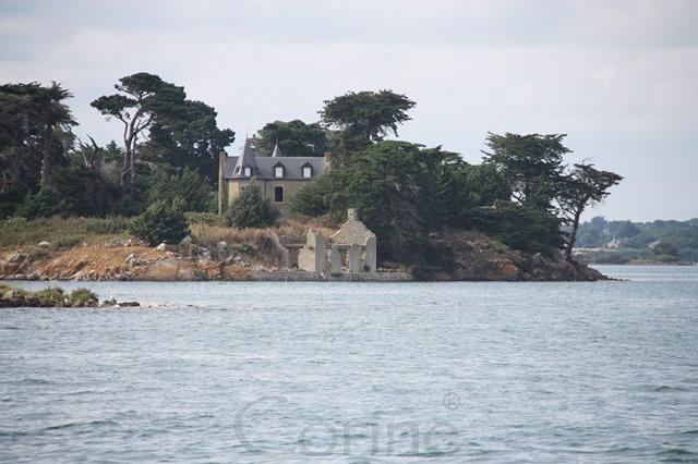bewoond eiland