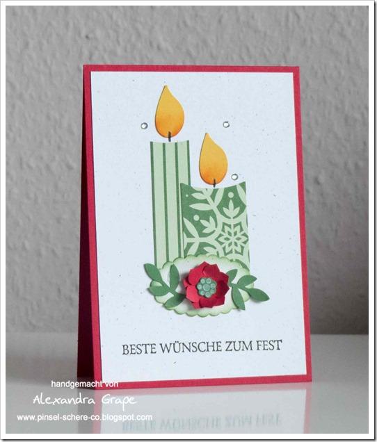 stampin-up_Weihnachten_christmas-card_Karte_Vogelstanze_Kerzen_Bird-Punch_Punchart_petite-petals_klassische-Weihnacht_Festlich_gartengrün_glutrot_alexandra-grape
