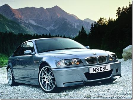BMW M3 CSL 1