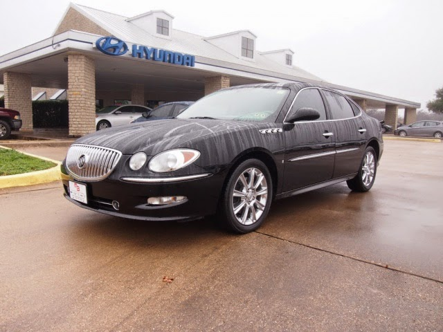 sale review for buick super lacrosse