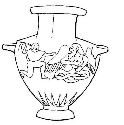 Artesania para colorear jarrones o pintar imagui for Como pintar jarrones de ceramica