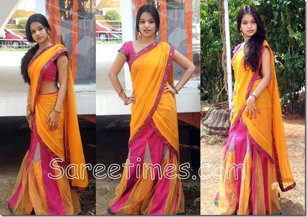 Bhavya_Half_Saree