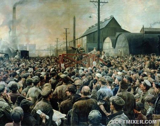 Lenin-na-Putilovskom-zavode-1917-god