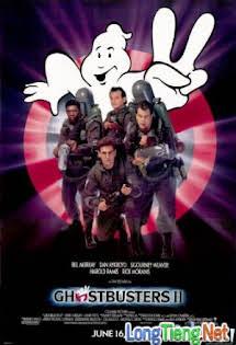 Biệt Đội Săn Ma :Phần 2 - Ghostbusters Ii