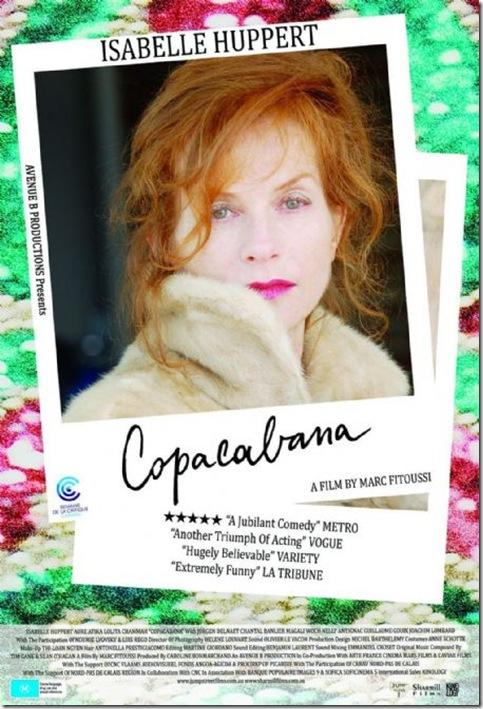 Copacabana (Poster)