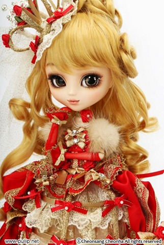 Pullip Princess Rosalind Feb 2013 12