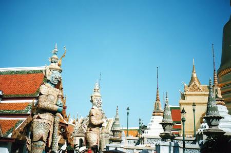 Obiective turistice Thailanda: Palatul regal Bangkok
