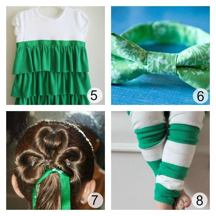 16 DIY Ideas for St. Patrick's Day u-createcrafts.com