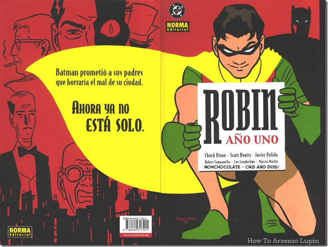2012-06-01 - Batman - Night Cries, Robin Año 1, La Prueba