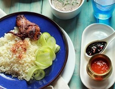 resepi nasi ayam planta