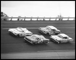 1959 Daytona July Fireball Roberts
