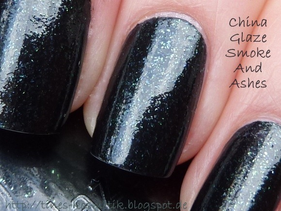 China Glaze Smoke And Ashes 3