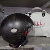 "basket moto ""richa"" casque carbone ""bell"""