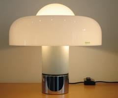 Guzzini Brumbry lamp white
