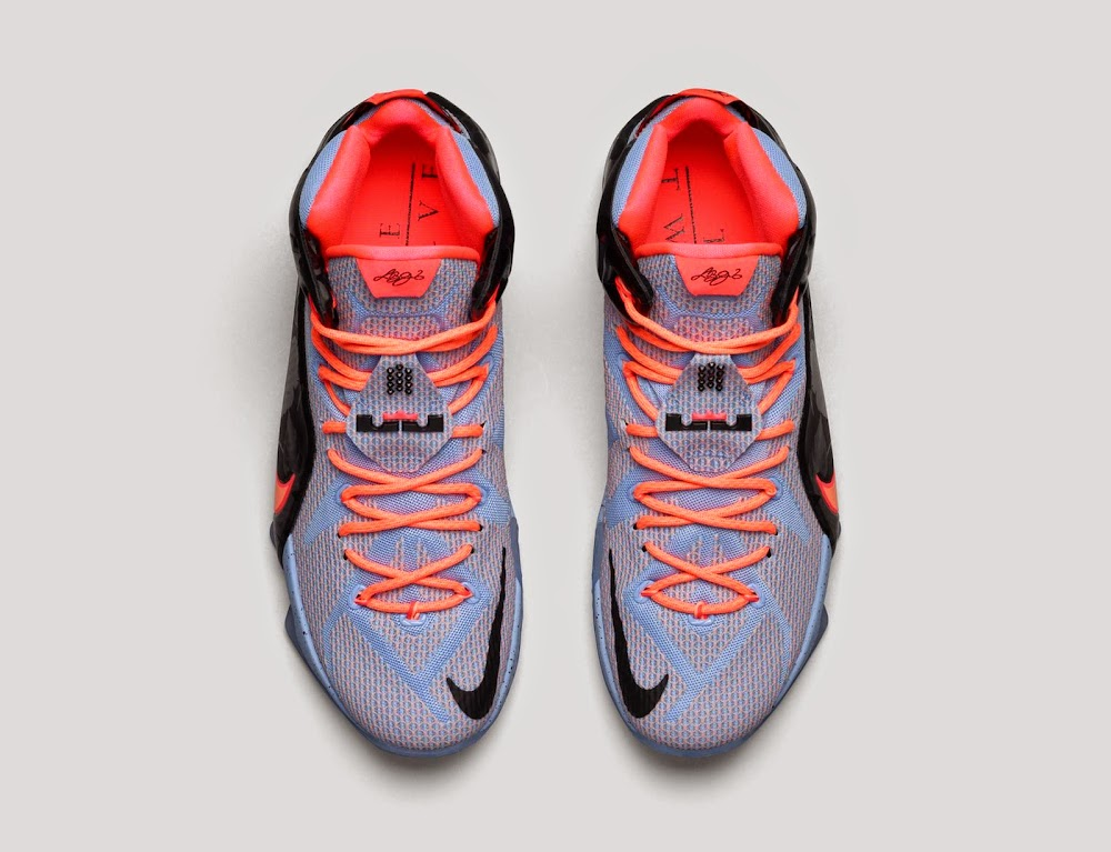 ... Official Look at Nike LeBron 12 8220Easter8221 ... af6eb0ee46