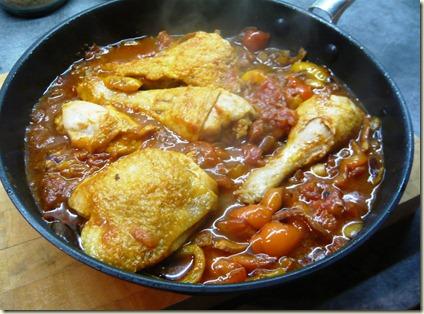 poulet basquaise6