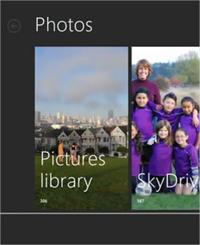 Demostración de la nueva interfaz Metro en Windows 8