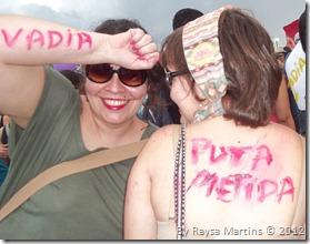 Marcha das Vadias - Brasília/DF