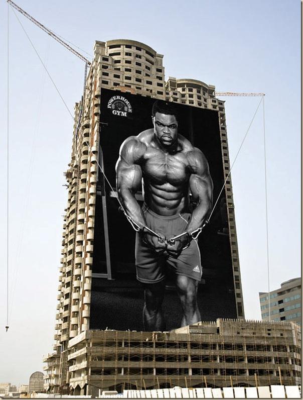 Publicités sur immeubles-powerhouse-1