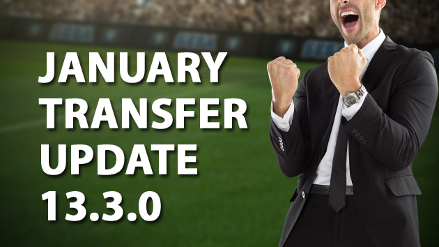 January Transfer Update FM13 13.3
