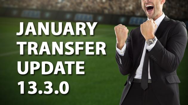 January Transfer Update FM13 13.3