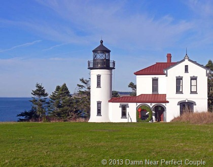Fort Casey Lighthouse