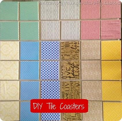 Tile Coasters 3